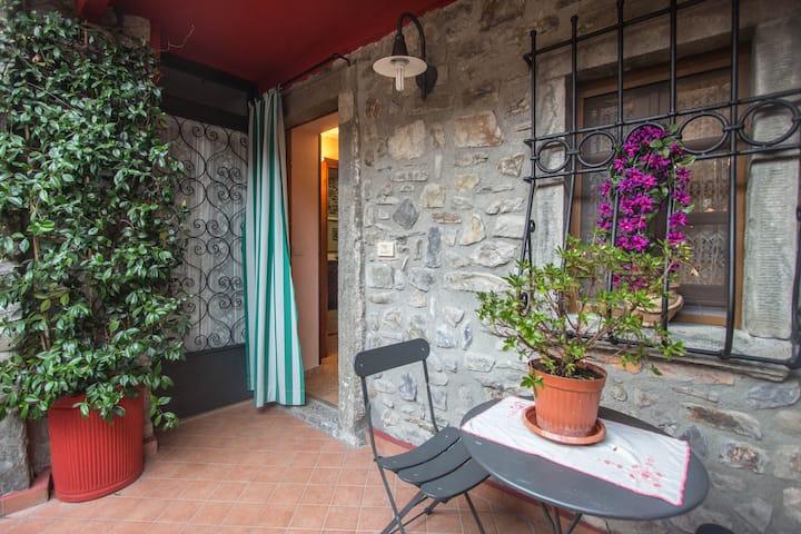 Cà d'Pedina - Lunigiana/Toscana - App.to Gelsomino