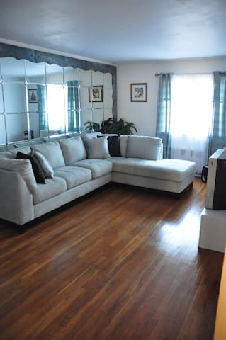 Two bedroom fully furnished apt.