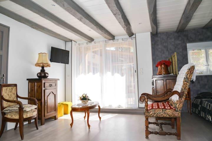Charmant STUDIO au coeur de Midi-Pyrénées. - Vabre-Tizac - Apartment