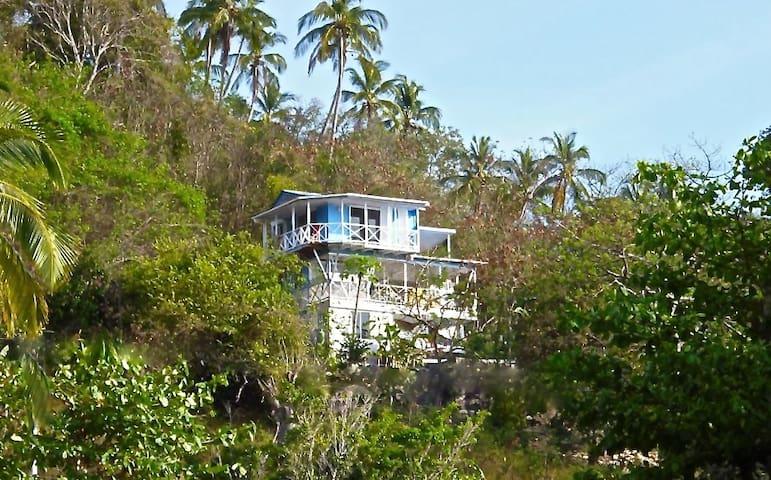 Casa en el caribe - Isla de providencia - House
