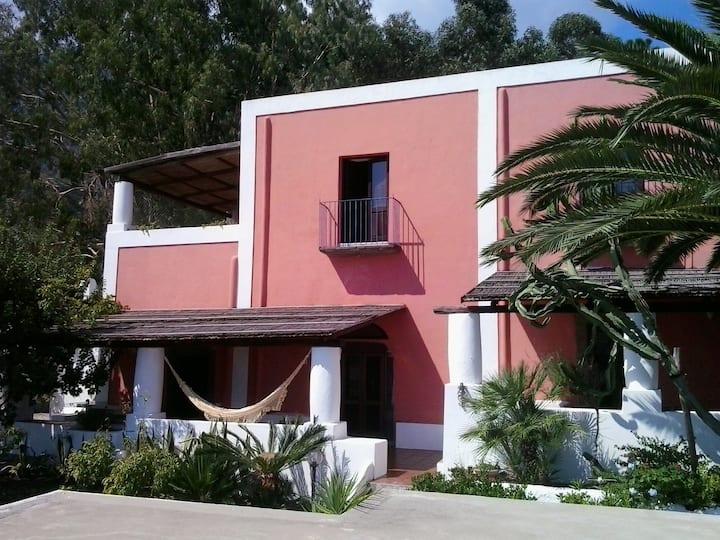 The Villa Rossa