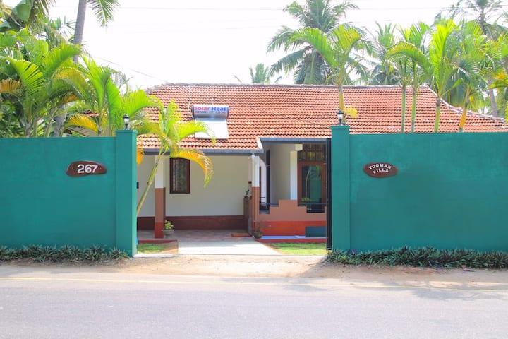 Tooman Villa
