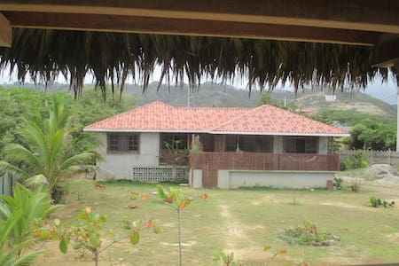 Casa Playera - Beach Front House - Canoa