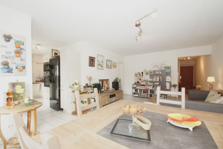 Chambre privée dans Chambéry Centre - Chambéry - Appartement