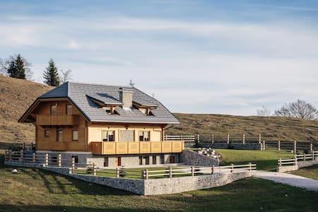Fabulous Alpine cabin Krvavec - Cerklje na Gorenjskem