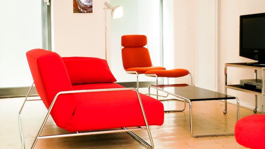 Modern + Renovated + Cool Kreuzberg