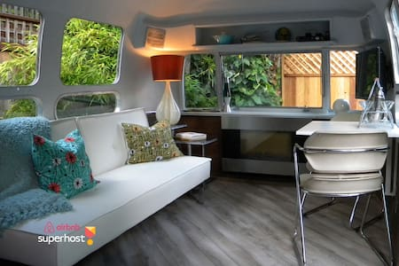 Private Retro/Modern Airstream - Mill Valley - Aamiaismajoitus