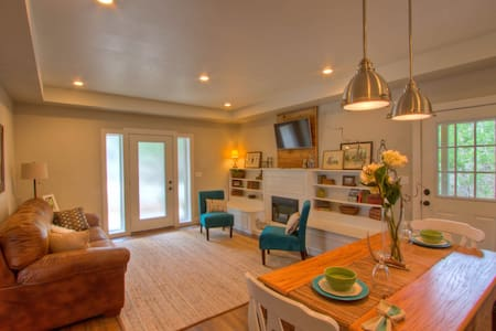 Scenic Springs Cozy Cottage - Helotes - Casa