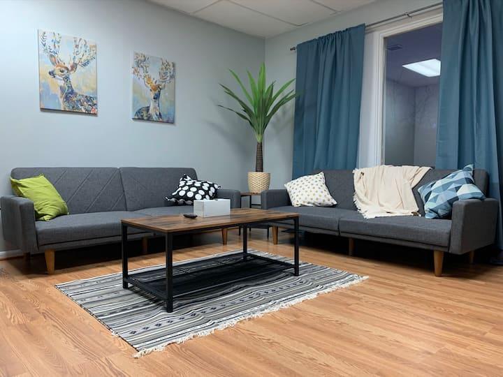 Premium & Modern Apartment | 7 mins to City Center