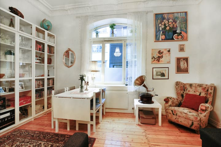 Charming and central flat in Oslo