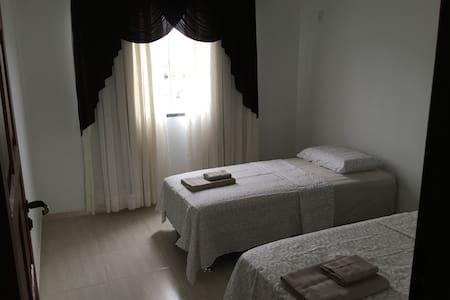 Apartamento Praia de Gravata 302 - Navegantes