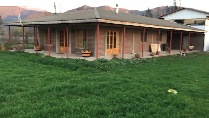 Casa Habitación Chimbarongo