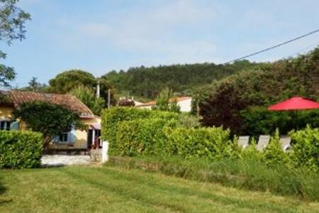 The Railway Cottage at Montazels, Near Carcassonne - Montazels - Rumah