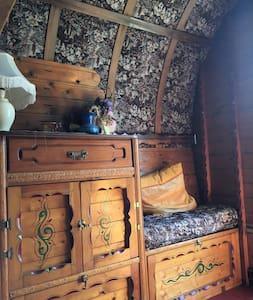 Gypsy Caravan Carmen - Warwickshire - Other