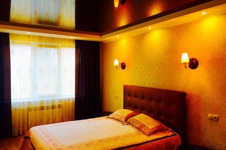 VIP apartment 2- rooms near restaurant Taras Bulba - Cherkasy - 公寓