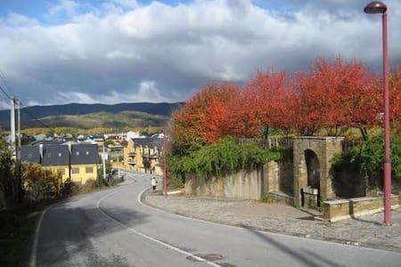 En el Bierzo, Camino de Santiago - Cacabelos