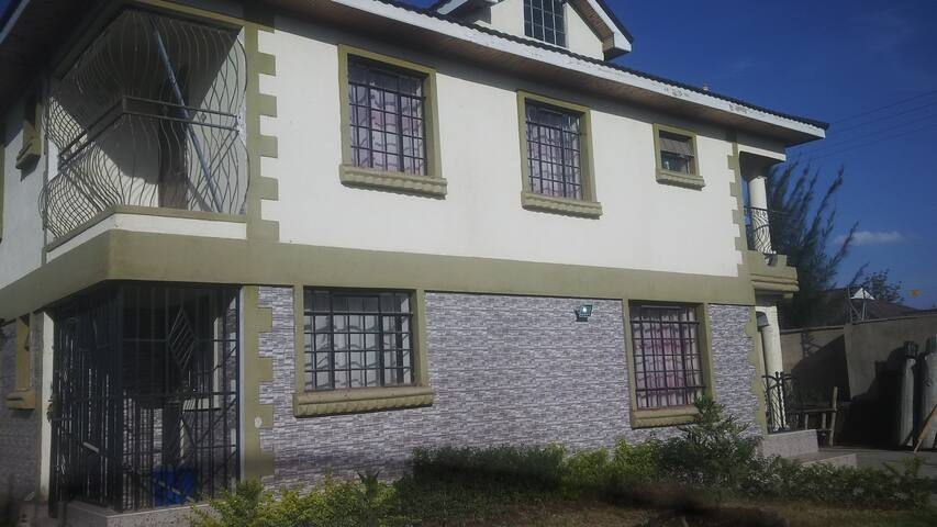 A home away from Home 4 rooms all en suite. - Nairobi - Haus