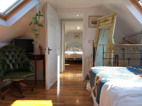 Corvesgate Cottage - Castle View Suite, 2 υπνοδωμάτια