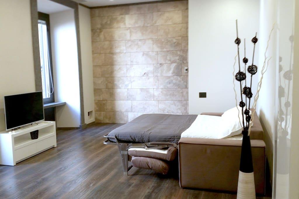 Divano Letto/Sofa Bed