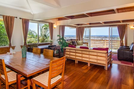 Bali Temple is Luxury & Ocean Views - Pahoa