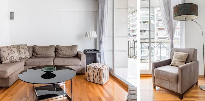 Recoleta Full Apartment - British Embassy