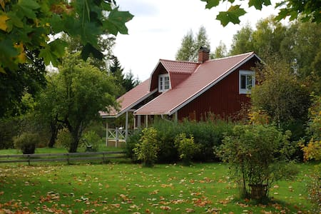 Comfortable countryhouse in Mjönäs - Hagfors V