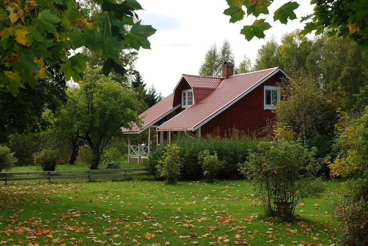 Comfortable countryhouse in Mjönäs