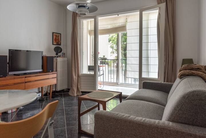 Design apartment in Belleville