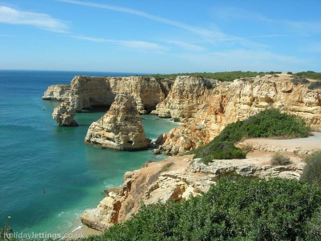 Sea Front/Panoramic views Algarve