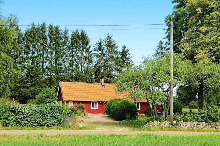 6 person holiday home in Röstånga