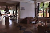 Lobby do prédio