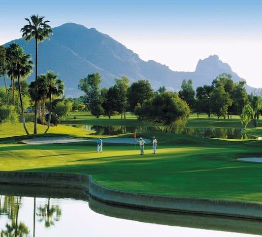 Scottsdale, AZ Links Resort Luxury 3 BDRM Condo