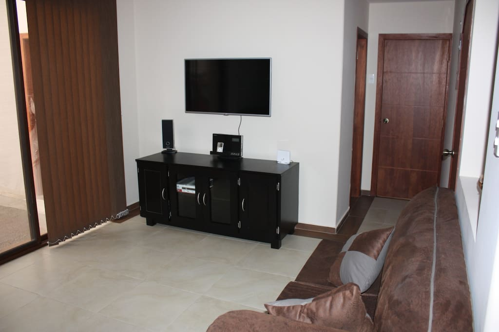 TV area of living room.