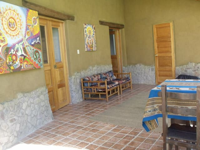 Private two storey room  - Calca - Ev
