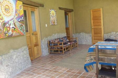 Private two storey room  - Calca - House
