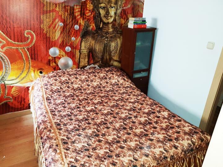 Climatizador,baño individual,cama135