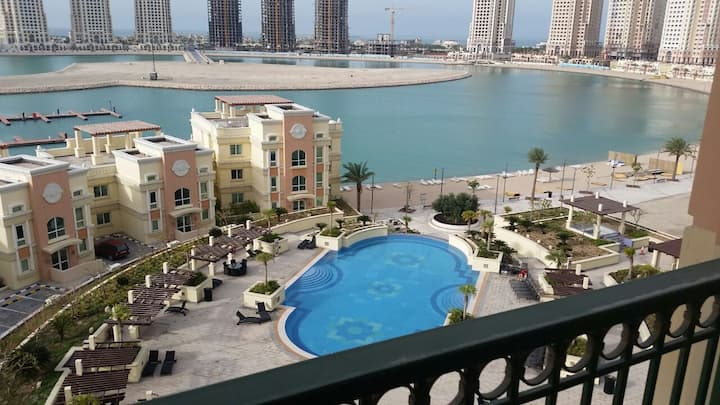 Two Bedroom Apartment The Pearl QAT