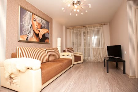 Апартаменты Делюкс Ленина 39 - Kemerowo - Wohnung
