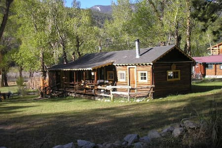 Top 20 buena vista vacation cabin rentals and cottage for Buena vista co cabins rentals