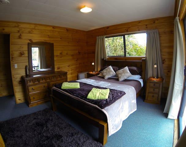 Franz Josef Holiday House - Franz Josef Glacier - Hus