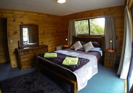 Franz Josef Holiday House - Franz Josef Glacier - บ้าน