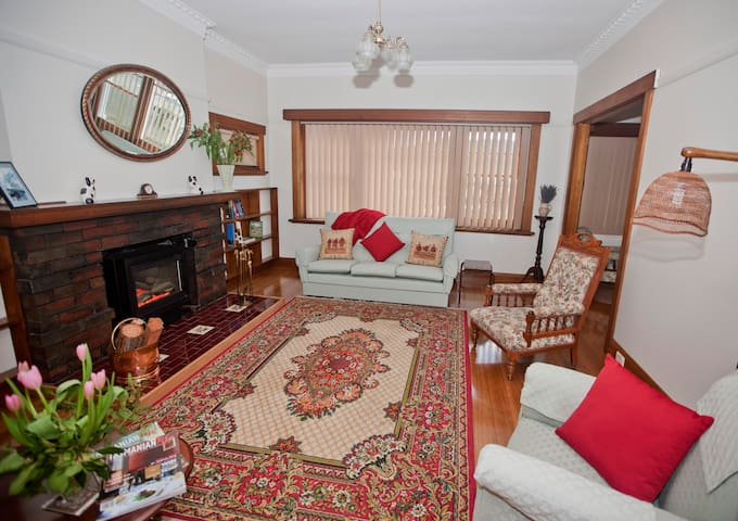 Hillside Cottage - New Norfolk - Maison