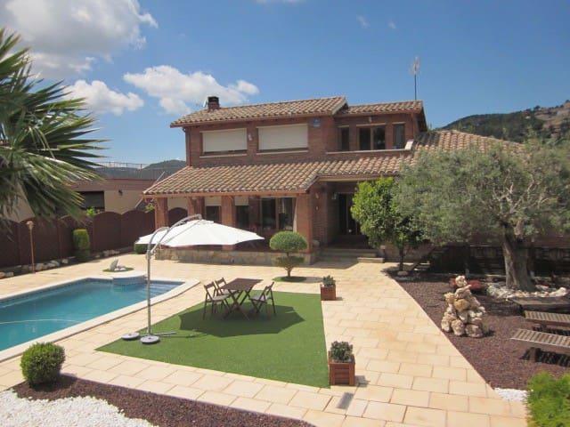 Tranquilidad y Naturaleza - Corbera de Llobregat - Casa vacanze
