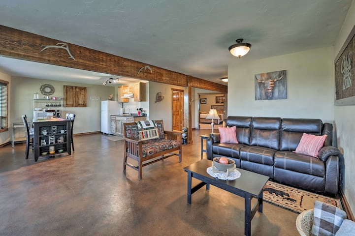NEW! Star Valley Ranch Apartment w/Stunning Views!