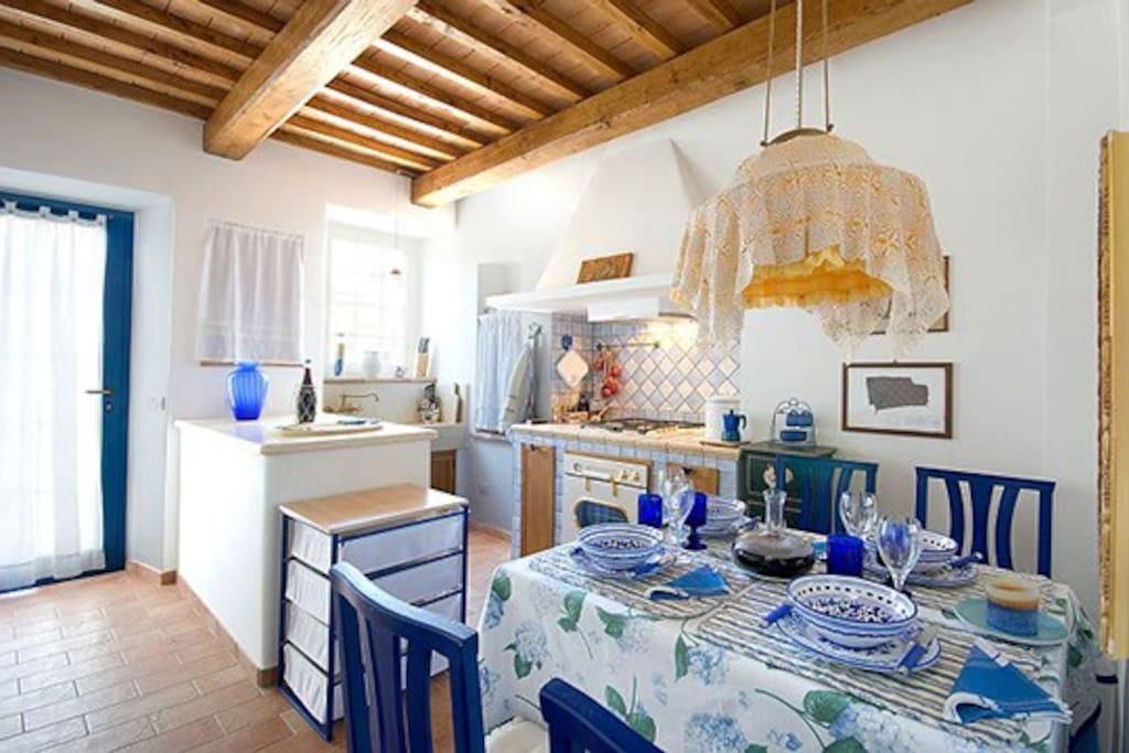 Kitchen and Dining Roon