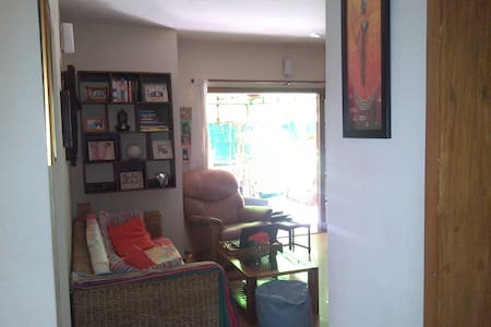 A Garden Apartment Paradise - Pune - Bed & Breakfast