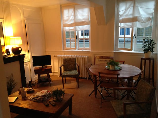 Appartement cosy plein centre