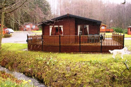 Loch Lomond Chalet - Stirling - Alpehytte