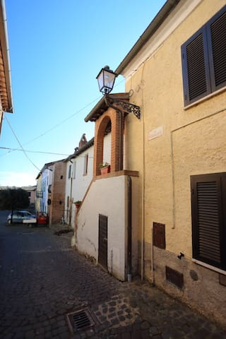 Casa Piccola - Castel Cellesi - Bagnoregio - Apartment