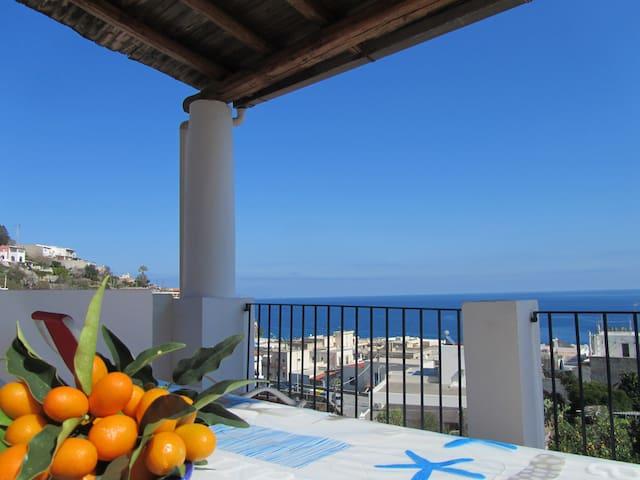 Isola di Lipari Lady Blu Canneto - Lipari - Daire